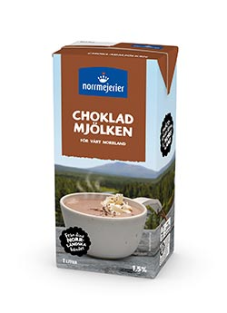 Norrmejerier Chokladmjlk 1 liter