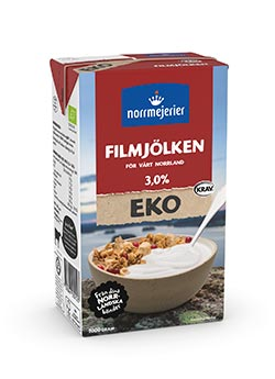 Norris Ekologisk Filmjlk 3%