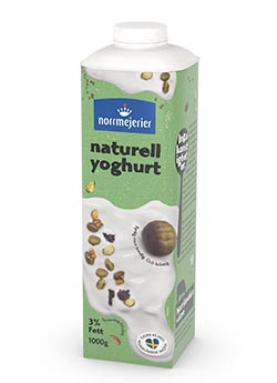 Naturell Yoghurt 3%