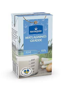 Matlagningsgrdde 15%