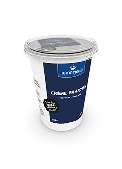 Crme Fraiche 34% 500g
