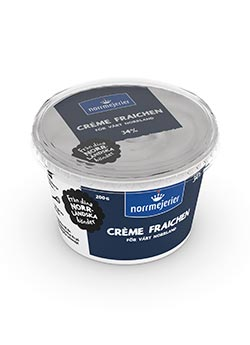 Crme Fraiche 34% 200g