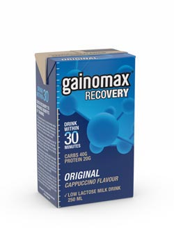 Gainomax Recovery Cappucino