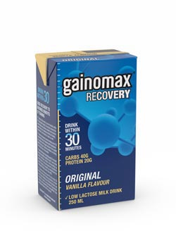 Gainomax Recovery Vanilj