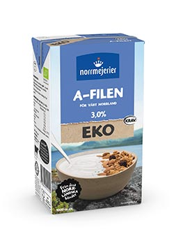 Ekologisk A-fil 3%