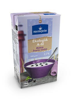 Ekologisk A-fil Blbr - Svarta Vinbr 2,7%
