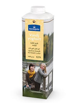 Vaniljyoghurt 0,5%