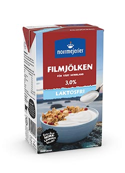 Laktosfri Filmjlk 3%