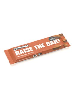 Gainomax® Protein Bar Toffee