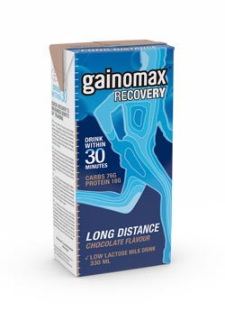 Gainomax® Recovery Long Distance Choklad
